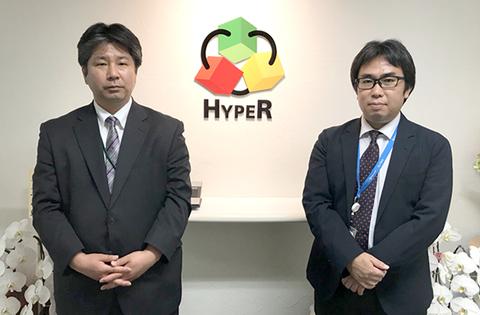 【株式会社ハイパー様】IT資産管理ソフト「SS1」導入事例インタビュー